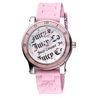 Juicy Couture HRH 甜心教主時尚腕錶 粉 38mm J1900419