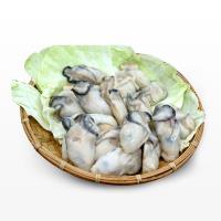 築地一番鮮 日本原裝進口-鮮美廣島牡蠣1包(1kg/ 包/ 35~40顆)