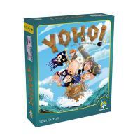 任-歐美桌遊 YO HO! 海賊聯盟 中文版桌遊