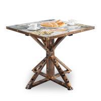 【時尚屋】[C7]拜倫2.7尺休閒桌C7-993-2免組裝/免運費/餐桌