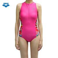 arena 女式連體三角泳衣 FSS6235WA