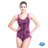 arena 女式連身三角泳衣 FSS6230WA
