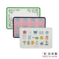 LICUTE AERIAL 日本製造 輕量隔水 砧板 圖案顏色隨機 TON-C290