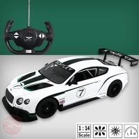 【瑪琍歐玩具】1:14 Bentley Continental GT3