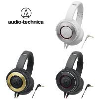 日本鐵三角Audio-Technica SOLID BASS耳罩式耳機麥克風密閉型耳機麥克風ATH-WS550