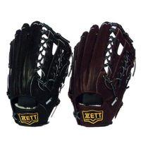 ZETT 高級硬式金標全指棒球手套 BPGT-138