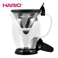 HARIO V60免濾紙咖啡獨享分享杯CFO2B