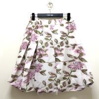 【龐吉 PANGCHI】甜美質感小碎花百摺裙(1615009-41/42)