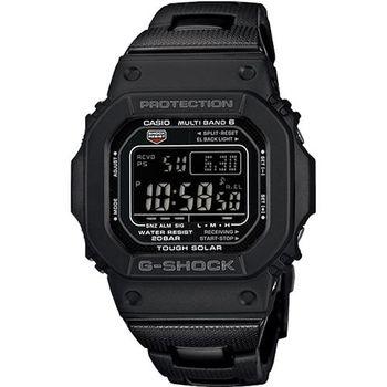 【CASIO】G-SHOCK 經典款原型5600進化版複合式電波錶 (GW-M5610BC-1)
