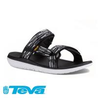 TEVA 2017 超輕量戶外休閒涼拖鞋Terra-float slide 男(TV1009814TBGY)