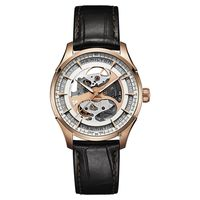 Hamilton 漢米爾頓 Jazzmaster 鏤空機械錶 40mm H42545551