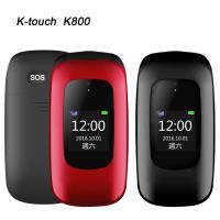 YANG YI 揚邑 K-touch K800 銀髮族雙螢幕折疊式手機