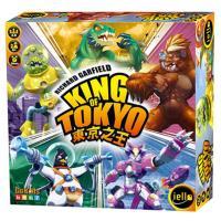 【樂桌遊】東京之王(新版) King of Tokyo GOK501