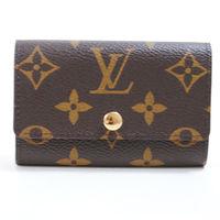 【LV】M62630 Monogram經典花紋6扣鑰匙包(預購)