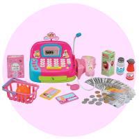【瑪琍歐玩具】收銀機(粉紅)