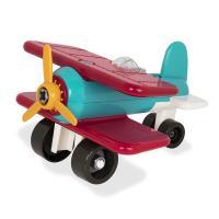 美國【B.Toys】Battat系列-雙翼戰鬥機