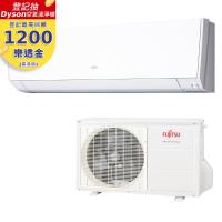 Fujitsu富士通冷氣 10-13坪 2級變頻冷暖一對一分離式冷氣M系列 ASCG080KMTA/AOCG080KMTA