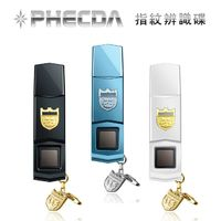 達墨 TOPMORE Phecda 指紋辨識碟 USB3.0 64GB