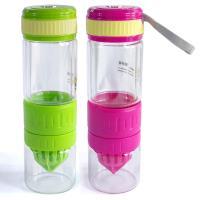 玻璃3in1果鮮魔力瓶 500ml(超值2入)寬口