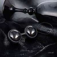 現貨供應 瑞典LELO-Luna Beads NOIR 露娜-黑珍珠