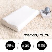 【時尚屋】莉亞柔軟可拆洗人體工學記憶枕CS7-017台灣製/免組裝/免運費