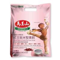 馬玉山 紅豆紫米堅果飲(12入)