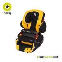 kiddy奇帝 Guardian Pro 2 可調式安全汽車座椅 陽光黃