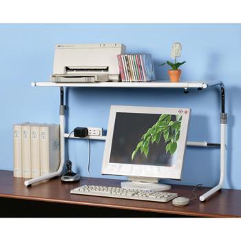 《C&B》青森伸縮桌上置物架