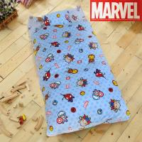 HO KANG 正版MARVEL授權 雪紡棉冬夏舖棉兩用兒童睡袋-Q版  復仇者聯盟