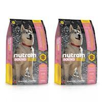 Nutram紐頓 S9成犬 狗飼料 羊肉南瓜 2.72公斤*2包