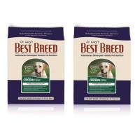 【BEST BREED】貝斯比 全齡犬 無穀雞肉+蔬果配方 6.8公斤 X 2包