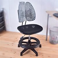【凱堡】雙背工學健康椅兒童椅