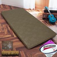 壓花排汗5公分台灣製造床墊KOTAS