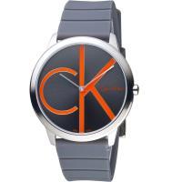 Calvin Klein minimal 大 ck 經典元素時尚腕錶 K3M211T3