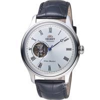 ORIENT 東方錶 SEMI-SKELETON 系列小鏤空機械錶  FAG00003W