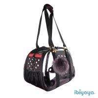 【IBIYAYA依比呀呀】輕巧摺疊小瓏包-澎澎黑(FC1620)