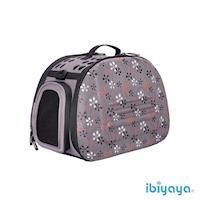 【IBIYAYA依比呀呀】輕巧摺疊寵物提包-大象灰(FC1007)
