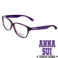 Anna Sui安娜蘇日本Dolly Girl系列水鑽百搭款‧紫 DG509-718
