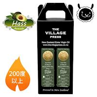 壽滿趣-紐西蘭廚神系列 頂級冷壓初榨黃金酪梨油250ml x2瓶禮盒