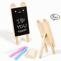 iSFun動物造型 木製留言小黑板