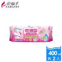 任-【花仙子】克潮靈集水袋除濕盒400ml(2入裝)-1組