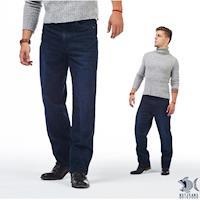 【NST Jeans】No Fear美式復古單寧  彈性牛仔長褲(中腰) 390(5567)