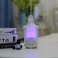 【TickTock】潘朵拉的寶盒-香氛水氧機 (高清透明玻璃) 贈 澳洲精油x1(效期:2019/10/31)