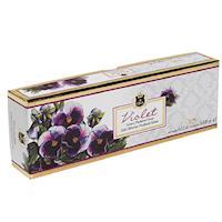 【Olivos奧莉芙的橄欖】紫羅蘭煥膚橄欖油手工皂-橄欖皂禮盒/100G*3入