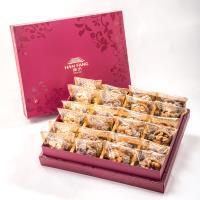 漢坊 金饌禮盒(綜合堅果塔 24入/盒)