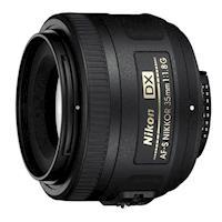 NIKON 尼康 AF-S DX 35mm F1.8G 定焦鏡(國祥公司貨)