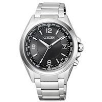 CITIZEN 光動能【鈦】光動能全球電波腕錶(42mm) CB1070-56F