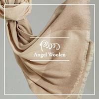 Angel Woolen 極簡美學100%Cashmere羊絨披肩 圍巾(共三款)