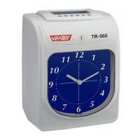 VERTEX 世尚 六欄位微電腦雙色打卡鐘 TR-560
