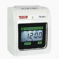VERTEX 世尚  六欄位微電腦液晶打卡鐘 TR-601